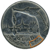 Monedă :: Thailanda5 baht1988