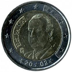 Moeda > 2euro, 1999-2006 - Espanha  - obverse