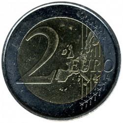 Moeda > 2euro, 1999-2006 - Espanha  - reverse