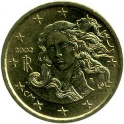 Moneta > 10eurocentów, 2002-2007 - Włochy  - obverse