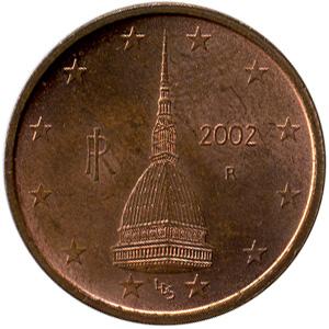 2 Eurocent 2002 2018 Italien Münzen Wert Ucoinnet