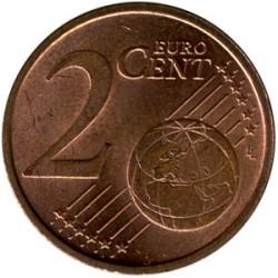Moneta > 2centai, 2002-2017 - Italija  - reverse