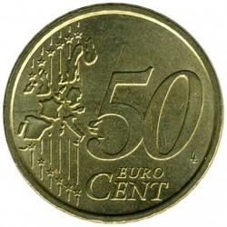 Монета > 50евроцента, 2002-2007 - Италия  - reverse