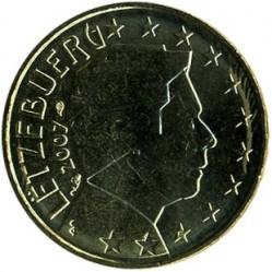 錢幣 > 10eurocent, 2007-2018 - 盧森堡  - obverse