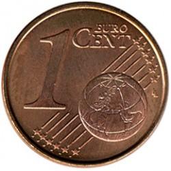 Monēta > 1eurocent, 2002-2016 - Sanmarīno  - reverse