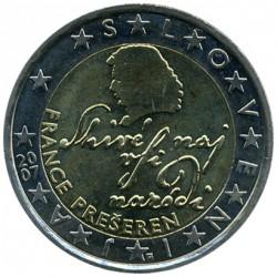 Münze > 2Euro, 2007-2018 - Slowenien  - obverse