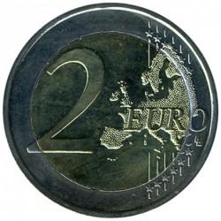 Münze > 2Euro, 2007-2018 - Slowenien  - reverse