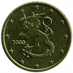 Monedă > 50eurocent, 1999-2006 - Finlanda  - obverse