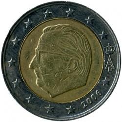 Moneta > 2euro, 1999-2006 - Belgio  - obverse