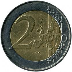 Moneta > 2euro, 1999-2006 - Belgio  - reverse