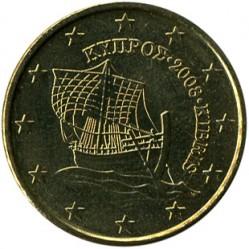 Pièce > 10cents, 2008-2017 - Chypre  - obverse