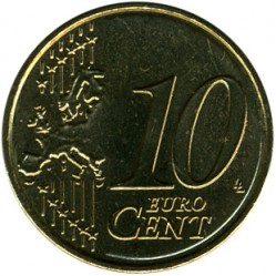 Coin > 10eurocent, 2008-2018 - Cyprus  - obverse