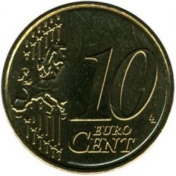 Pièce > 10cents, 2008-2017 - Chypre  - reverse