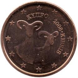 Moneta > 2centesimidieuro, 2008-2018 - Cipro  - obverse