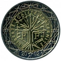 Монета > 2євро, 1999-2006 - Франція  - obverse