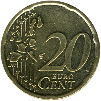20 Eurocent 2002 2007 österreich Münzen Wert Ucoinnet