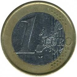 Münze > 1Euro, 2002-2008 - Portugal  - reverse