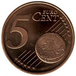 Moneda > 5céntimos, 2002-2019 - Alemania  - reverse