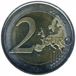 Moneta > 2euro, 2007 - Hiszpania  (50 rocznica - Traktaty rzymskie) - reverse