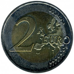 Монета > 2евро, 2007 - Германия  (50 лет подписания Римского договора) - obverse