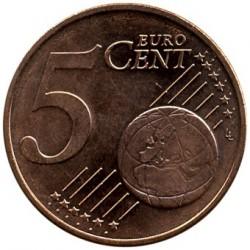 Münze > 5Cent, 2002-2017 - Österreich   - reverse