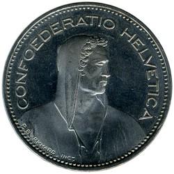 Moneta > 5franków, 1998 - Szwajcaria  - obverse