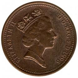 Moneta > 1pensas, 1996 - Jungtinė Karalystė  - obverse