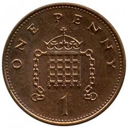 Moneta > 1pensas, 1996 - Jungtinė Karalystė  - reverse