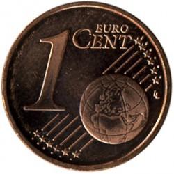 Moneta > 1eurocentas, 2002-2018 - Airija  - reverse