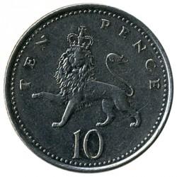 Moeda > 10pence, 1998-2008 - Reino Unido  - reverse