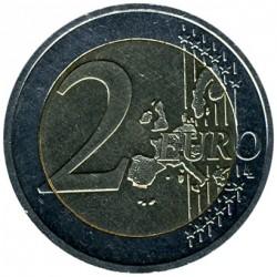 Монета > 2евро, 2002 - Австрия  - reverse