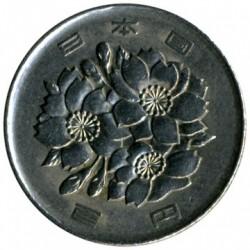 Coin > 100yen, 1991 - Japan  - obverse