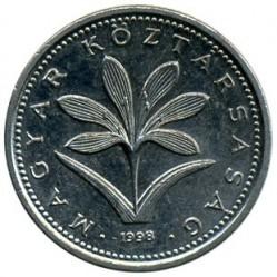 Moneta > 2forintai, 1992-2008 - Vengrija  - reverse