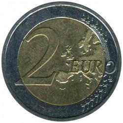 Coin > 2euro, 2009 - Slovakia  - reverse