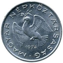 Νόμισμα > 10Φίλερ, 1967-1989 - Ουγγαρία  - obverse