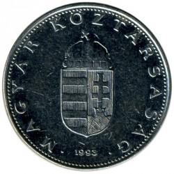 Moneta > 10fiorini, 1992-2011 - Ungheria  - obverse