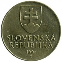 Moneta > 10koron, 1993-2008 - Słowacja  - obverse