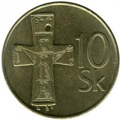 Moneta > 10koron, 1993-2008 - Słowacja  - reverse