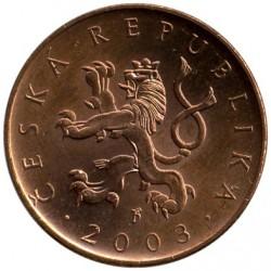 錢幣 > 10克朗, 1993-2018 - 捷克  - obverse