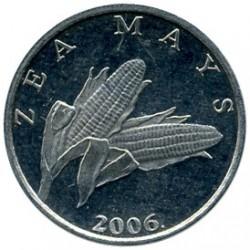 Monedă > 1lipa, 1994-2018 - Croația  - reverse