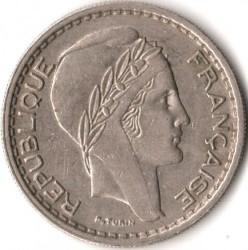 מטבע > 10פרנק, 1947-1949 - צרפת  - obverse