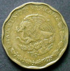 Coin > 50centavos, 2004 - Mexico  - obverse