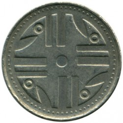 Coin > 200 pesos, 2006 - Colombia  - reverse