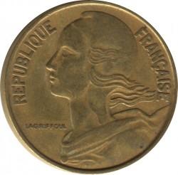 Монета > 20сантимов, 1962-2001 - Франция  - obverse