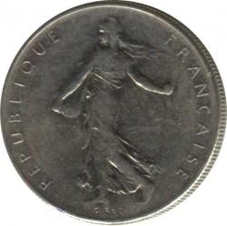 Coin > 1franc, 1960 - France  - obverse