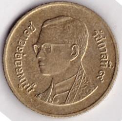 Coin > 50satang, 1987-2008 - Thailand  - obverse