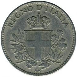 Moneda > 20centésimos, 1918-1920 - Italia  - obverse