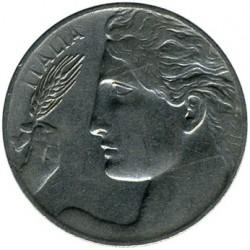 العملة > 20سنتيسيمي, 1908-1922 - إيطاليا  - obverse