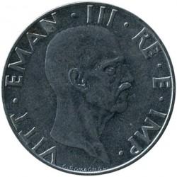 العملة > 50سنتيسيمي, 1939-1940 - إيطاليا  - obverse