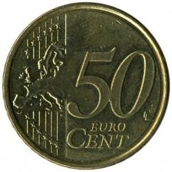 Moneta > 50centų, 2007-2017 - Suomija  - reverse